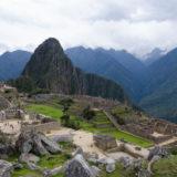 Machu Picchu y su geografia