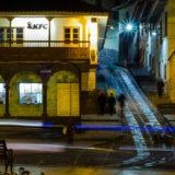Cuzco nocturno